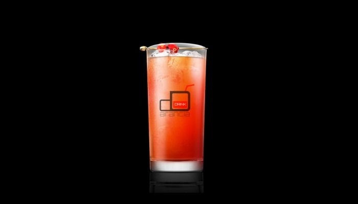 Cranberry Cooler - Arancia Drink -